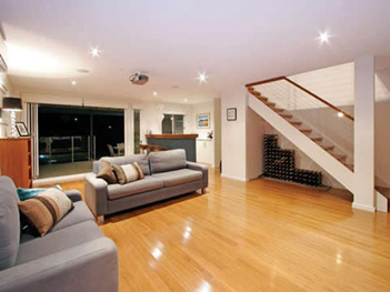Blackbutt timber floors