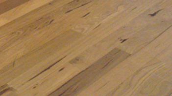 Blackbutt timber floor panel